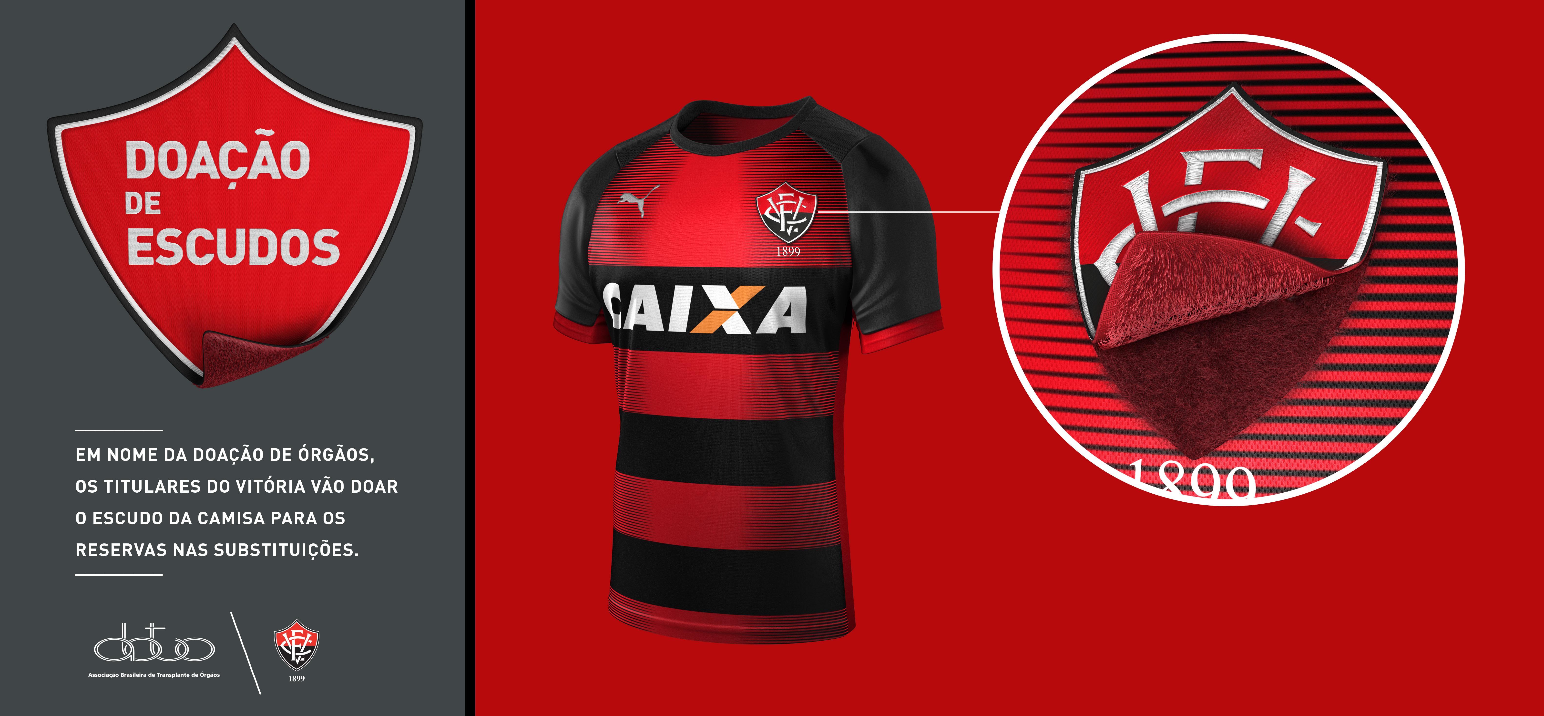 5656379d1021e Jogo do Vitória hoje vai trazer campanha de doação de órgãos – VOX ...