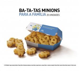 Batatas Minions