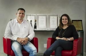 Claudio Olimpio e Danielle Ferreira_NewStyle