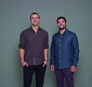 Mozar Gudin, diretor de arte e Ronaldo Fonseca, diretor de arte_Y&R