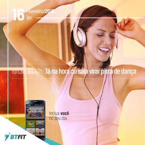 QUINTAL para BTFIT_16-SeuDia_Danca