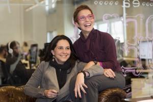 Renata Wirthmann e Luciana Ceccato (óculos)_baixa