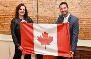 Karina Israel e Daniel Japiassu apresentam YDreams Global
