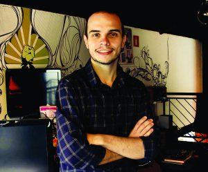 LUCAS BRASIL - VP Planejamento Gloria Brasil