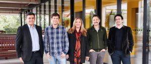 Alexandre Cury, Roberto Grosman, Claudia Canazza, Fabio Astolpho e Odair Dedicação Jr. JPEG
