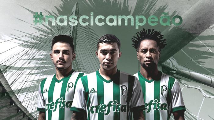 5a4bbaa50a O Palmeiras lança nesta quinta-feira